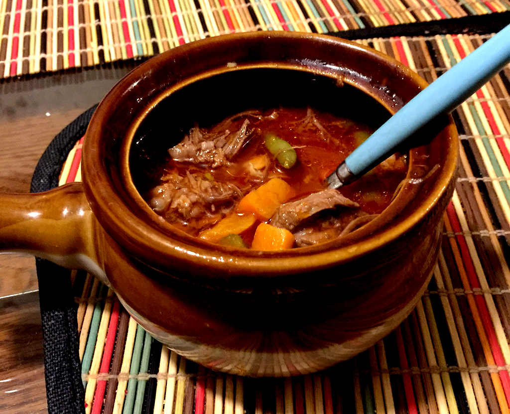 Mom's Red Soup